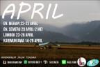Open Trip April 2017